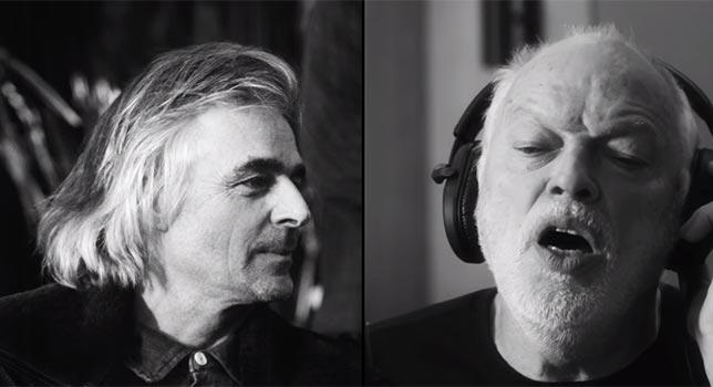 Wright e Gilmour